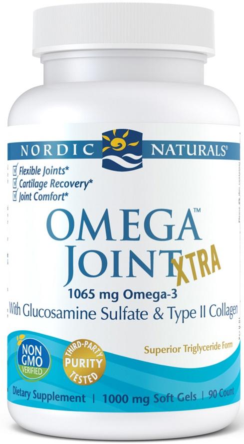Omega Joint Xtra, 1065mg - 90 softgels versandkostenfrei/portofrei bestellen/kaufen