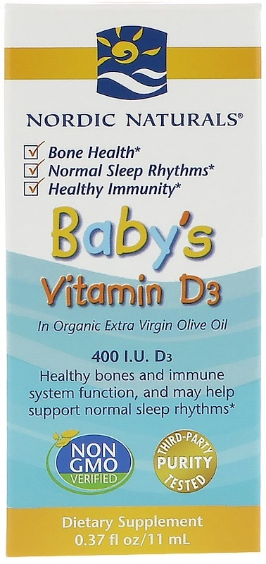Baby's Vitamin D3, 400 IU - 11 ml. versandkostenfrei/portofrei bestellen/kaufen