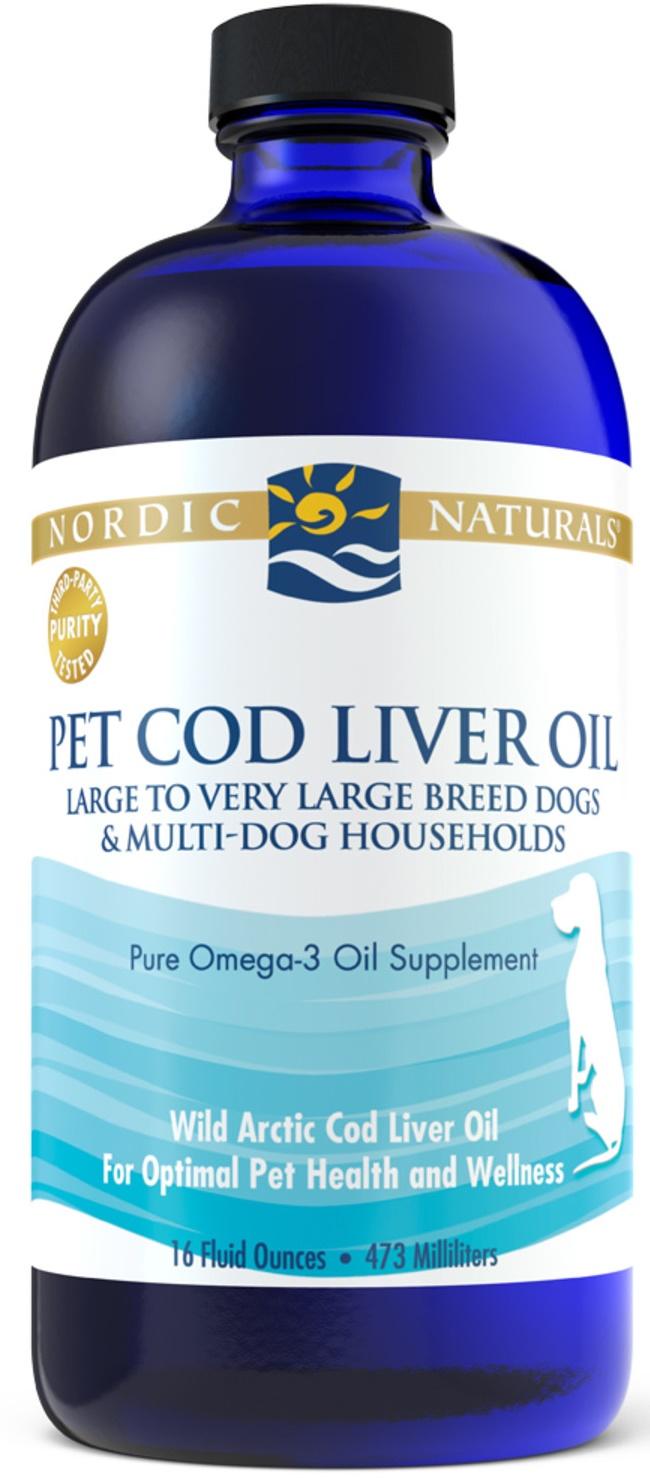 Pet Cod Liver Oil - 473 ml. versandkostenfrei/portofrei bestellen/kaufen