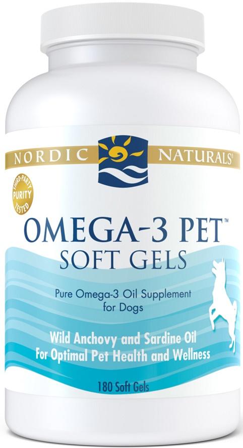 Omega-3 Pet - 180 softgels versandkostenfrei/portofrei bestellen/kaufen