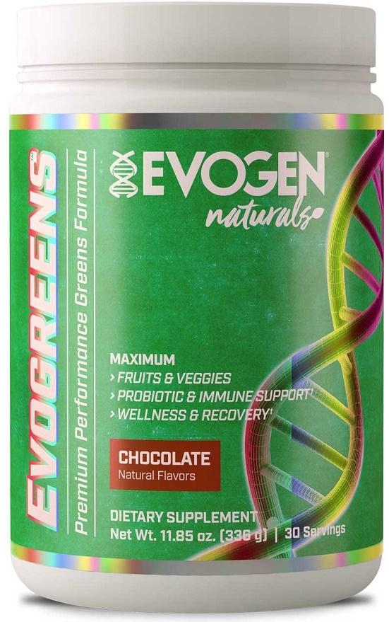 Evogreens Naturals, Chocolate - 336g versandkostenfrei/portofrei bestellen/kaufen