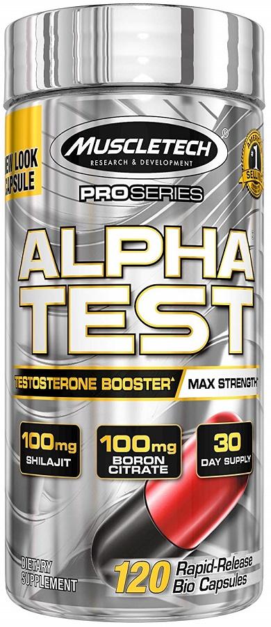 Alpha Test  - 120 caps versandkostenfrei/portofrei bestellen/kaufen