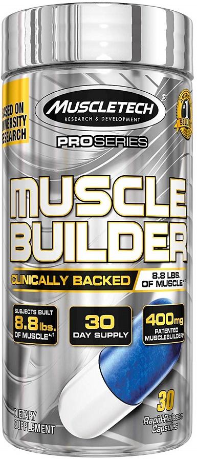 Muscle Builder - 30 caps versandkostenfrei/portofrei bestellen/kaufen