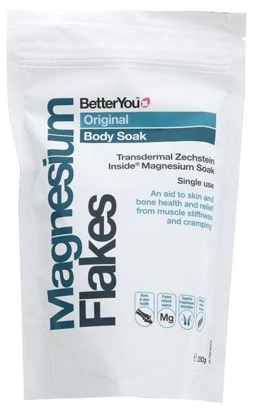 Magnesium Flakes - 250g versandkostenfrei/portofrei bestellen/kaufen