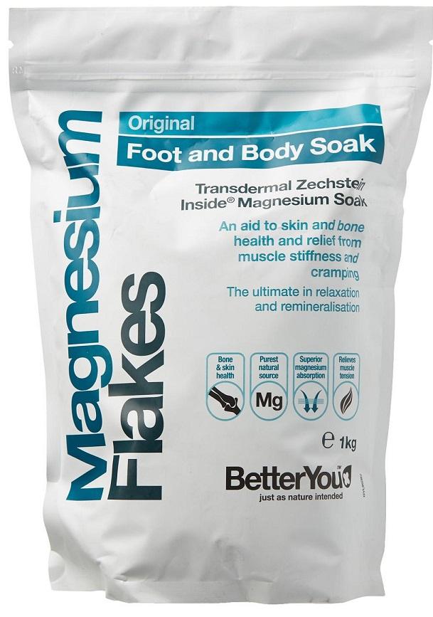 Magnesium Flakes - 1000g versandkostenfrei/portofrei bestellen/kaufen