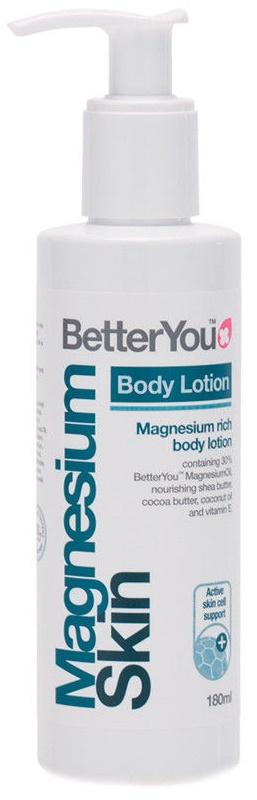 Magnesium Skin Body Lotion - 180 ml. versandkostenfrei/portofrei bestellen/kaufen