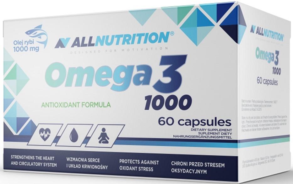 Omega 3 - 60 caps versandkostenfrei/portofrei bestellen/kaufen