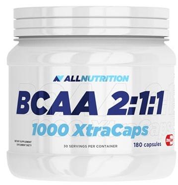 BCAA 2:1:1 1000 Xtra Caps - 180 caps versandkostenfrei/portofrei bestellen/kaufen