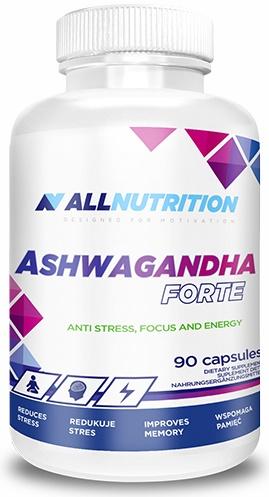 Ashwagandha Forte - 90 caps versandkostenfrei/portofrei bestellen/kaufen