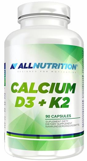 Calcium D3 + K2 - 90 caps versandkostenfrei/portofrei bestellen/kaufen