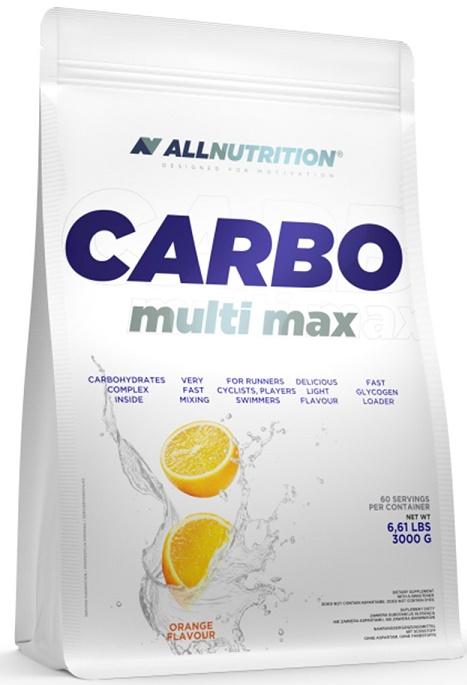 Carbo Multi Max, Lemon - 3000g versandkostenfrei/portofrei bestellen/kaufen