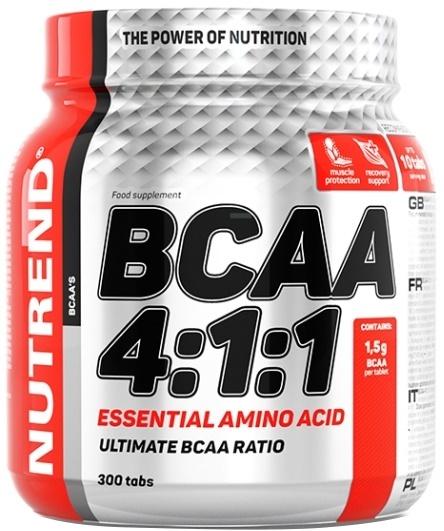 BCAA 4:1:1 - 300 tabs versandkostenfrei/portofrei bestellen/kaufen