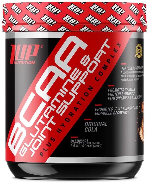 His BCAA's Glutamine & Joint Support Plus Hydration Complex, Original Cola - 360g versandkostenfrei/portofrei bestellen/kaufen