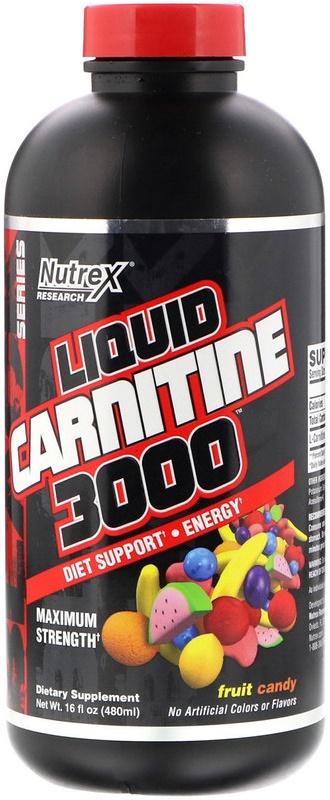 Liquid Carnitine 3000, Cosmic Blast - 480 ml. versandkostenfrei/portofrei bestellen/kaufen
