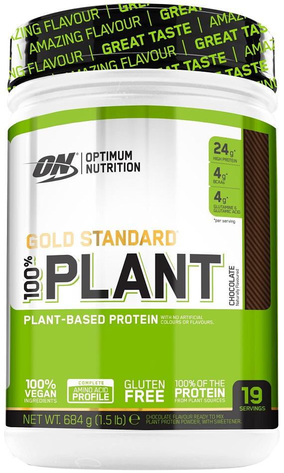 Gold Standard 100% Plant, Chocolate - 684g versandkostenfrei/portofrei bestellen/kaufen