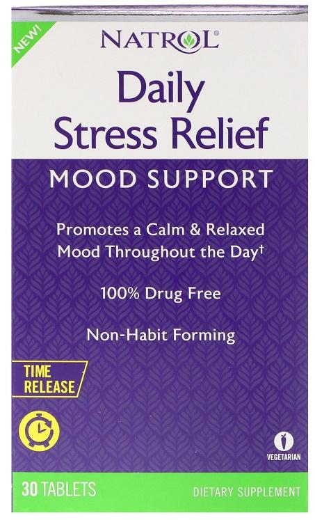 Daily Stress Relief - 30 tabs versandkostenfrei/portofrei bestellen/kaufen
