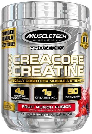Creacore Creatine, Fruit Punch Fusion - 326g versandkostenfrei/portofrei bestellen/kaufen