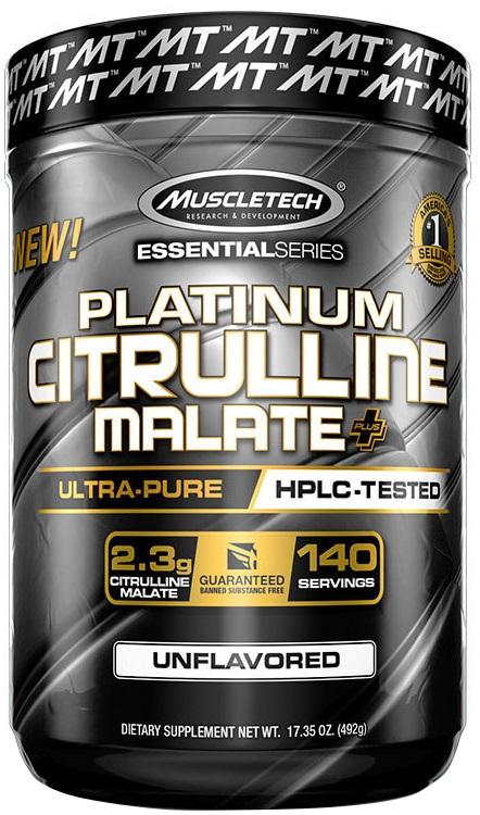 Platinum Citrulline Malate Plus, Unflavored - 492g versandkostenfrei/portofrei bestellen/kaufen