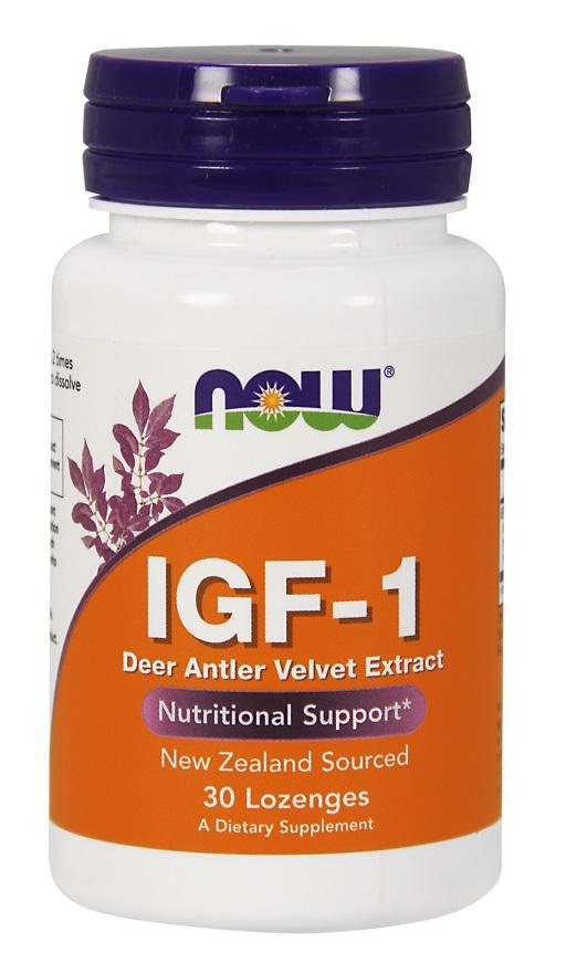 IGF-1, Deer Antler Velvet Extract - 30 lozenges versandkostenfrei/portofrei bestellen/kaufen