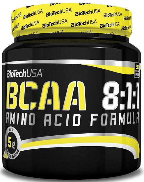 BCAA 8:1:1, Unflavoured - 300g versandkostenfrei/portofrei bestellen/kaufen