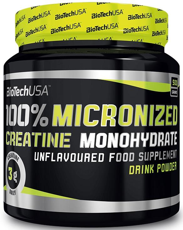 100% Creatine Monohydrate, Unflavoured - 500g versandkostenfrei/portofrei bestellen/kaufen