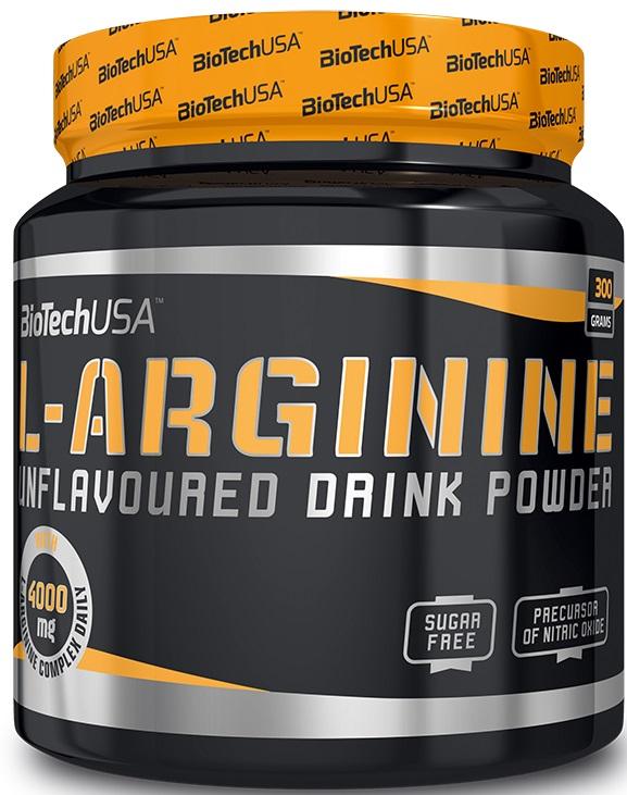 L-Arginine, Unflavoured - 300g versandkostenfrei/portofrei bestellen/kaufen