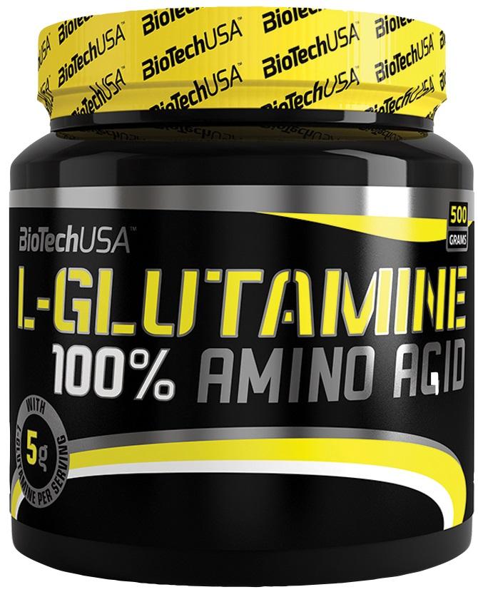 100% L-Glutamine, Unflavoured - 500g versandkostenfrei/portofrei bestellen/kaufen