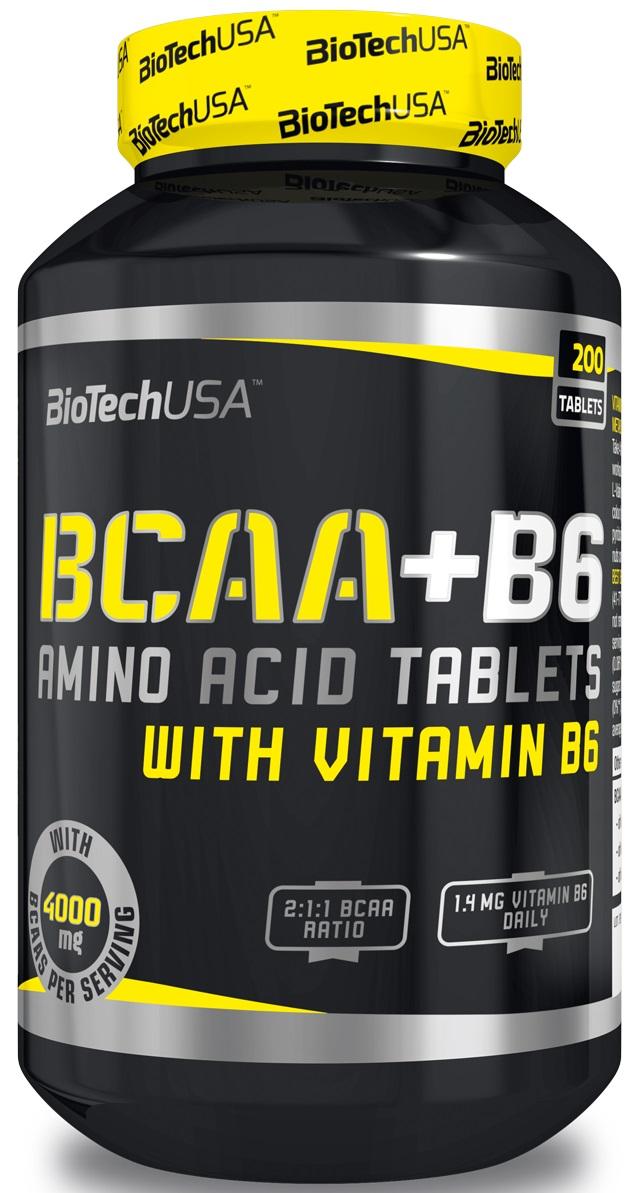 BCAA + B6 - 200 tabs versandkostenfrei/portofrei bestellen/kaufen