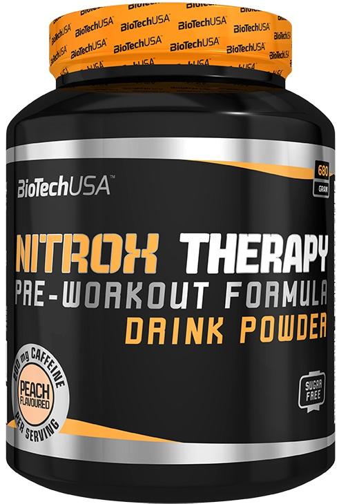 Nitrox Therapy, Blue Grape - 680g versandkostenfrei/portofrei bestellen/kaufen