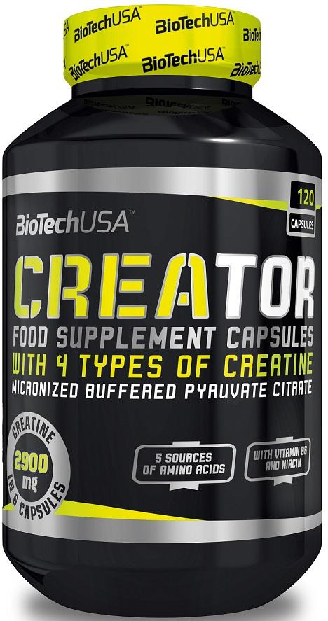 CreaTor - 120 caps versandkostenfrei/portofrei bestellen/kaufen