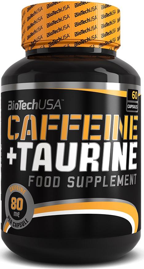 Caffeine & Taurine - 60 caps versandkostenfrei/portofrei bestellen/kaufen