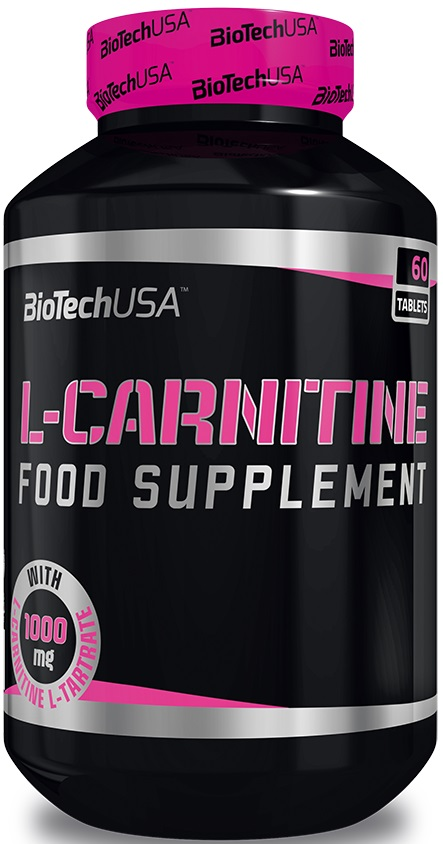 L-Carnitine - 60 tabs versandkostenfrei/portofrei bestellen/kaufen