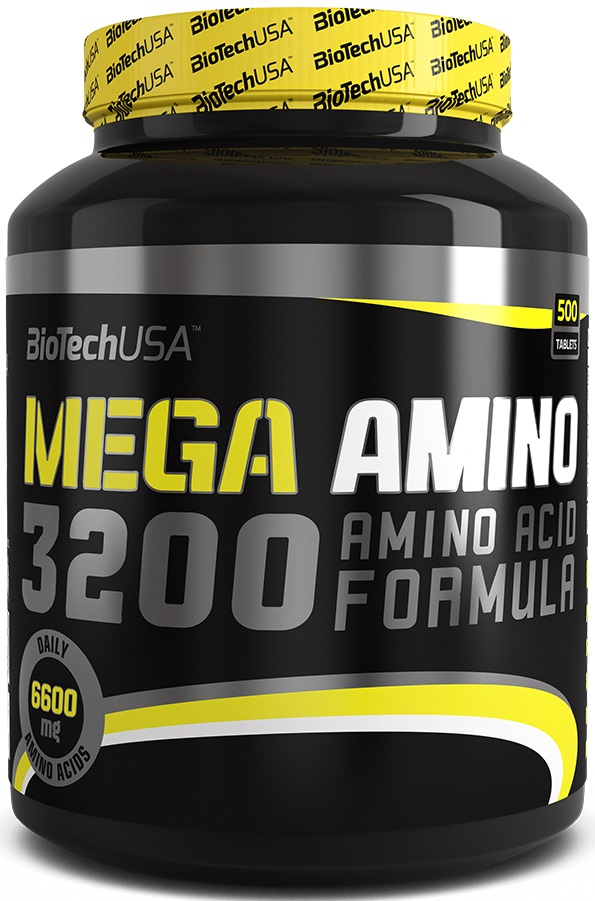 Mega Amino 3200 - 500 tabs versandkostenfrei/portofrei bestellen/kaufen