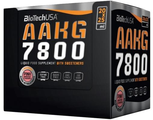 AAKG 7800, Pink Grapefruit - 20 x 25 ml. versandkostenfrei/portofrei bestellen/kaufen