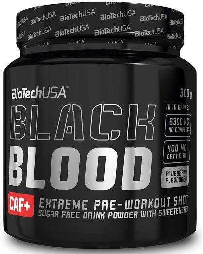 Black Blood CAF+, Blueberry - 300g versandkostenfrei/portofrei bestellen/kaufen