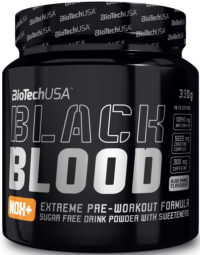 Black Blood NOX+, Blood Orange - 330g versandkostenfrei/portofrei bestellen/kaufen