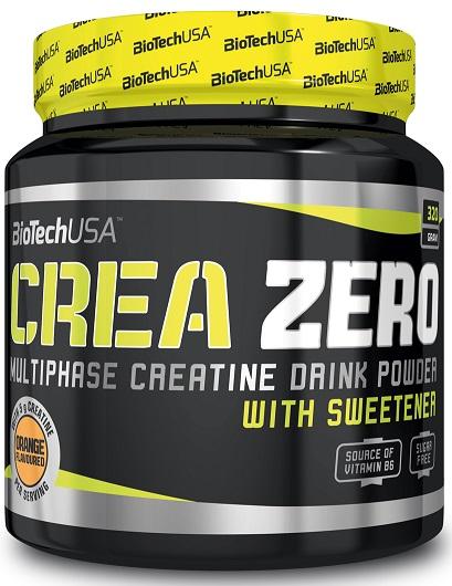Crea Zero, Orange - 320g versandkostenfrei/portofrei bestellen/kaufen