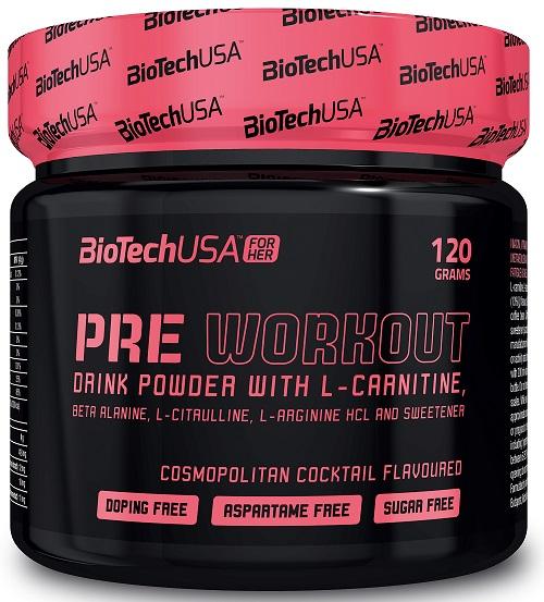 Pre Workout, Cosmopolitan Cocktail - 120g versandkostenfrei/portofrei bestellen/kaufen
