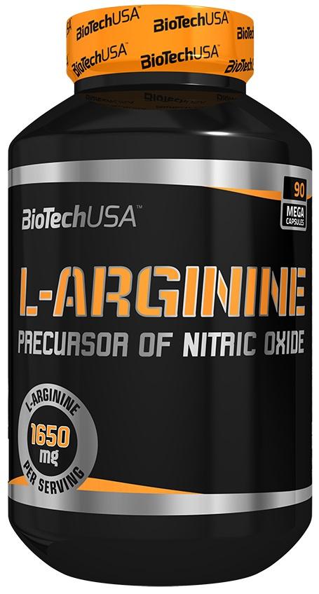 L-Arginine - 90 caps versandkostenfrei/portofrei bestellen/kaufen
