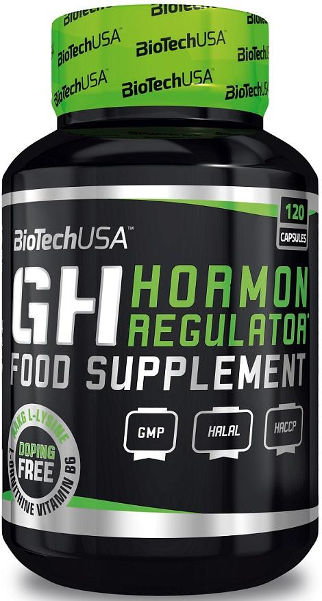 GH Hormon Regulator - 120 caps versandkostenfrei/portofrei bestellen/kaufen