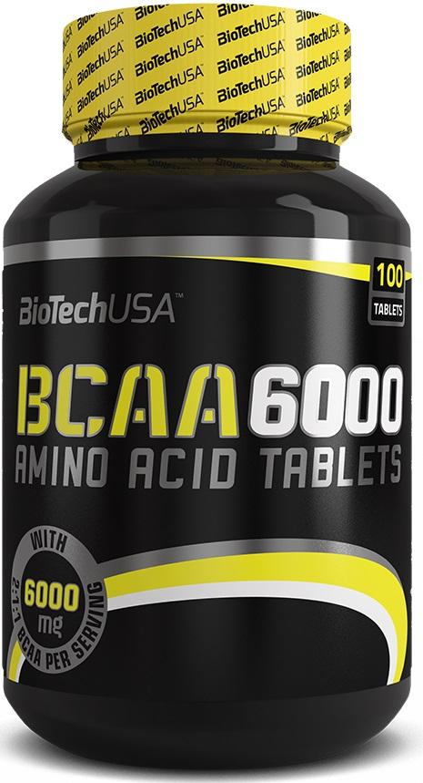 BCAA 6000 - 100 tabs versandkostenfrei/portofrei bestellen/kaufen