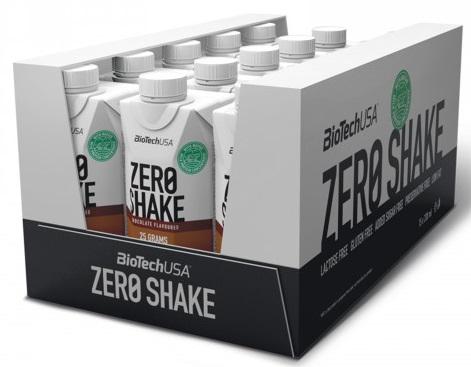 Zero Shake, Chocolate - 15 x 330 ml. versandkostenfrei/portofrei bestellen/kaufen