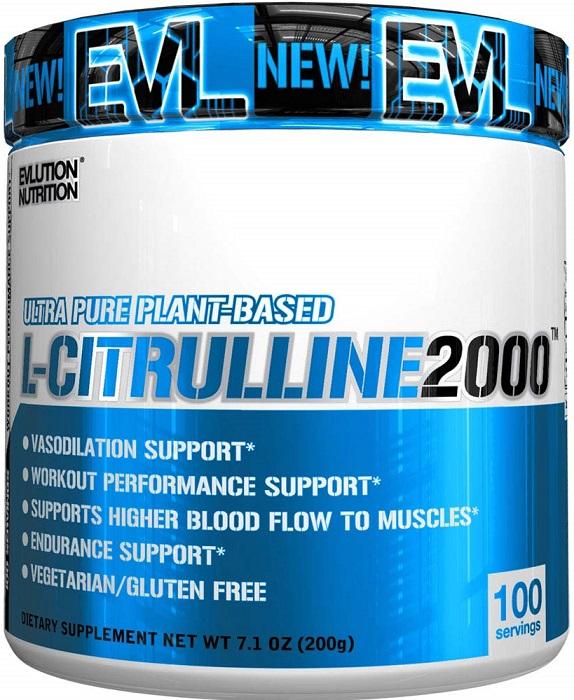 L-Citrulline 2000, Unflavored - 200g versandkostenfrei/portofrei bestellen/kaufen