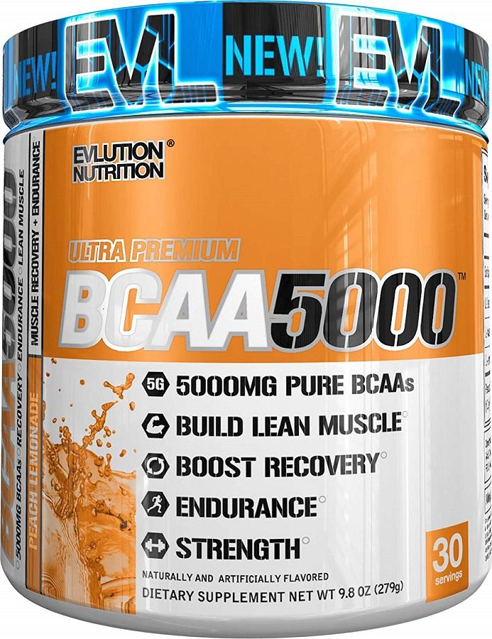 BCAA 5000, Pineapple - 222g versandkostenfrei/portofrei bestellen/kaufen