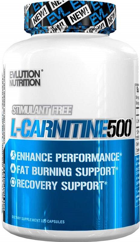 L-Carnitine 500 - 120 caps versandkostenfrei/portofrei bestellen/kaufen