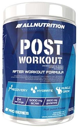 Post Workout, Fruit Punch - 600g versandkostenfrei/portofrei bestellen/kaufen