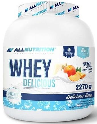 Whey Delicious, Strawberry Cheesecake - 2270g versandkostenfrei/portofrei bestellen/kaufen