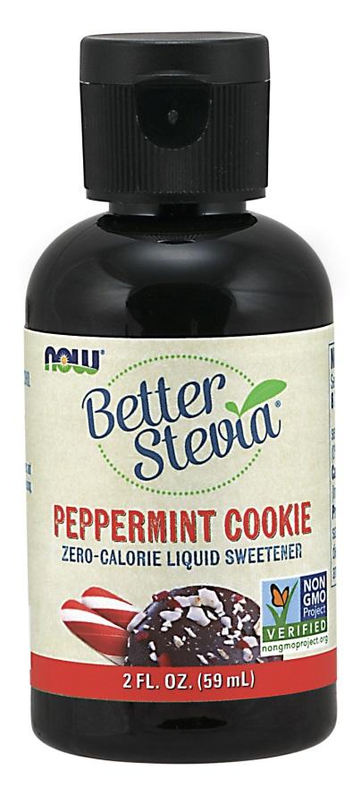Better Stevia Liquid, Peppermint Cookie - 59 ml. versandkostenfrei/portofrei bestellen/kaufen