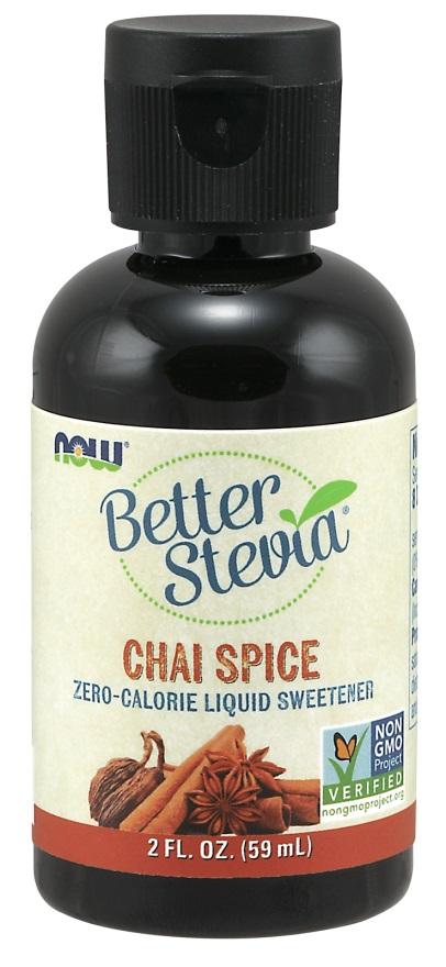 Better Stevia Liquid, Chai Spice - 59 ml. versandkostenfrei/portofrei bestellen/kaufen