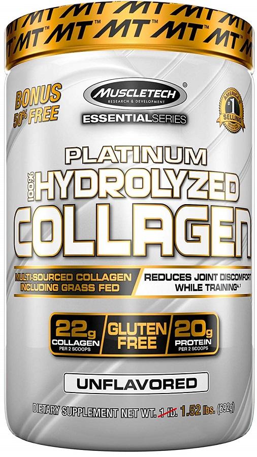 Platinum 100% Hydrolyzed Collagen, Unflavored - 692g versandkostenfrei/portofrei bestellen/kaufen